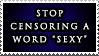 Since when this word is vulgar? by LawendowyOscypek