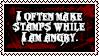 The inspiration of a negative stamp maker by Ktokolwiek1992