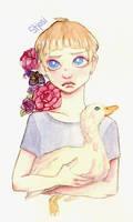 Goose by stjosi
