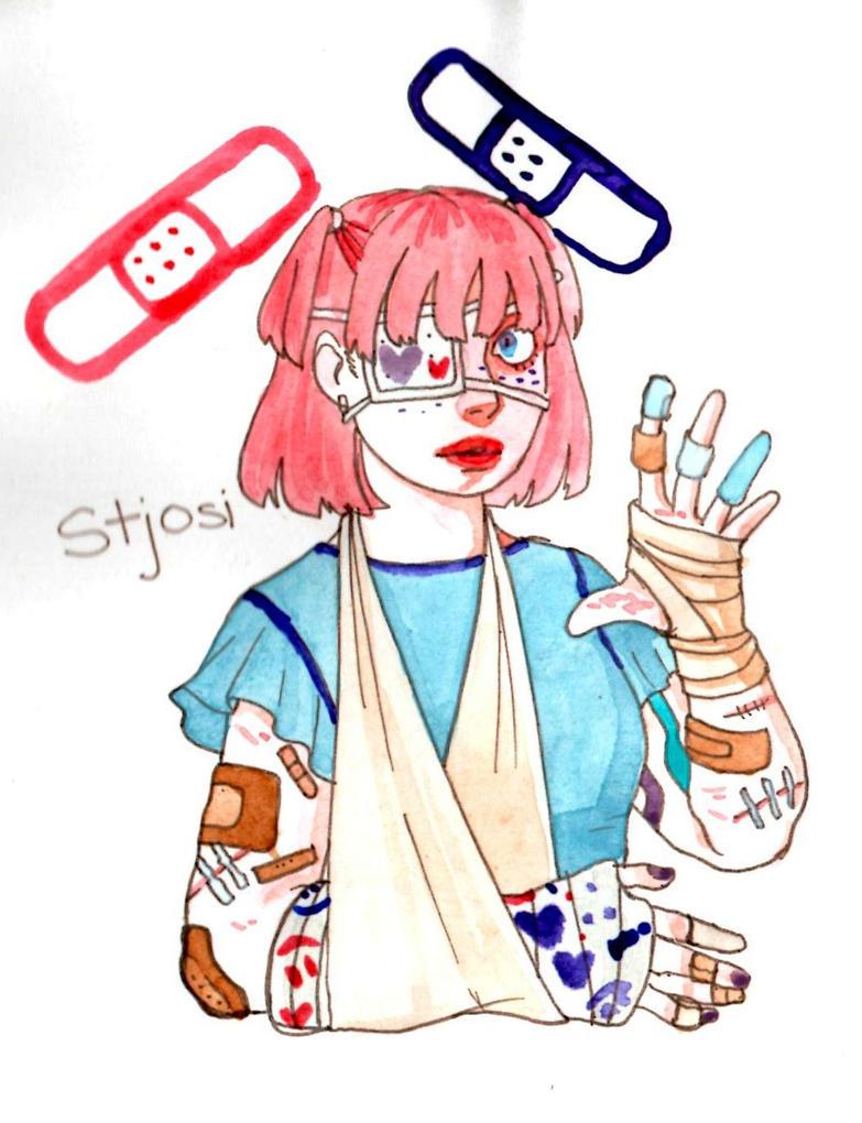 Bandages by stjosi