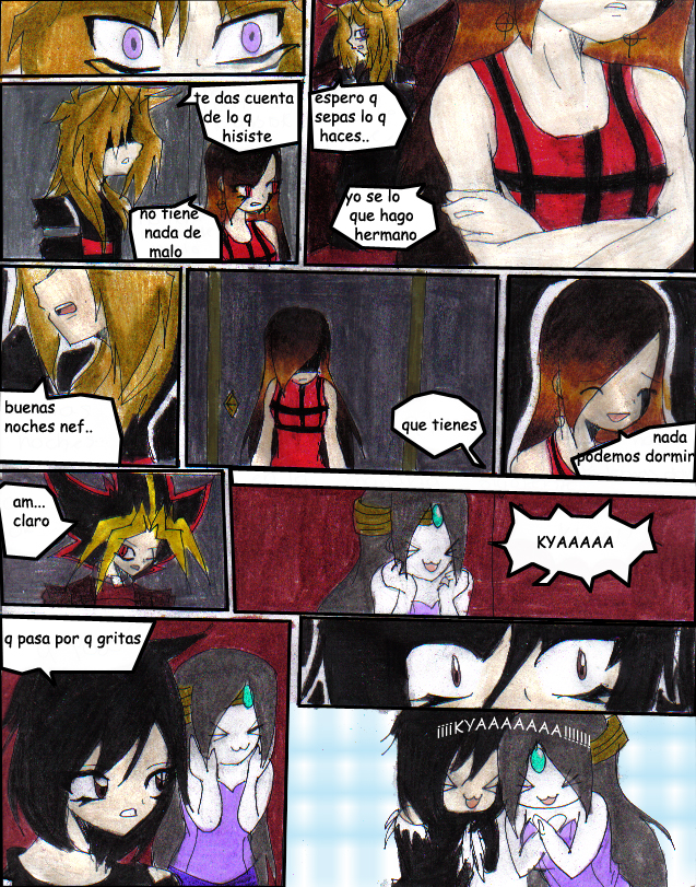Images and information ben drowned x jeff the killer fanfiction