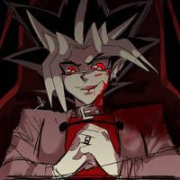 Atem | Cazador de Vampiros by Neferity