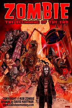 THE END by Hartman