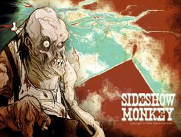 FREAK CIRCUS wallpaper by sideshowmonkey