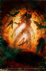 WALK OF DEATH by Hartman by sideshowmonkey
