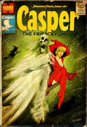CASPER ISSUE 41 by Hartman