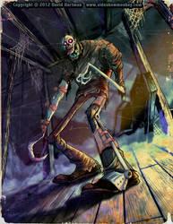 ATTIC DEAD by Hartman
