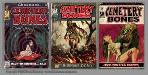 CEMETERY BONES COVERS