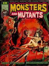 MONSTERS and MUTANTS by Hartman