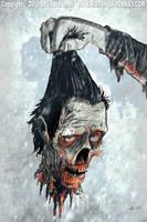 THE FROZEN DEAD by Hartman by sideshowmonkey
