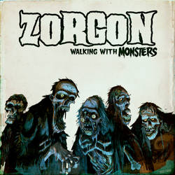 Walking with Monsters by Hartman by sideshowmonkey