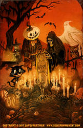 Hallow's Eve 2017 by Hartman