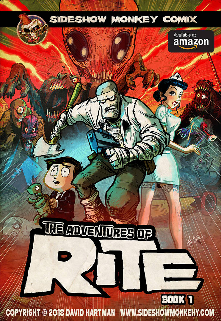 RITE BOOK 1 by Hartman by sideshowmonkey