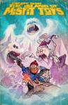 ESCAPE FROM THE ISLAND OF MISFIT TOYS by Hartman