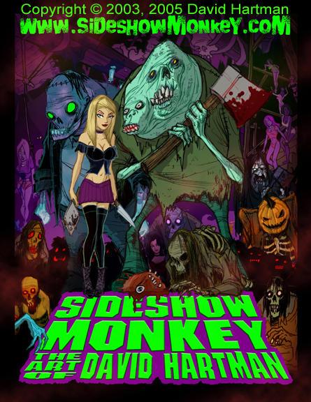 SIDESHOW PROMO by sideshowmonkey