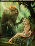 FROLIC IN THE SWAMP by Hartman