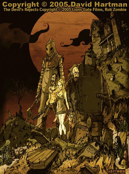 The Devils Rejects By Hartman By Sideshowmonkey On Deviantart