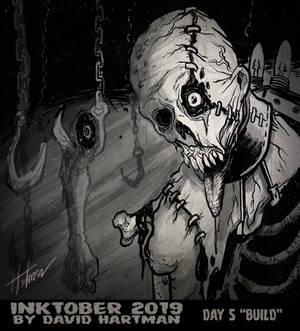 INKTOBER 2019: DAY 5