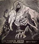 INKTOBER 2019: DAY 6