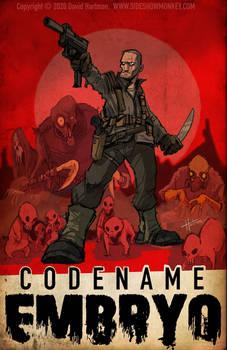 CODENAME EMBRYO by Hartman