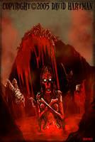 BORN IN BLOOD by Hartman by sideshowmonkey