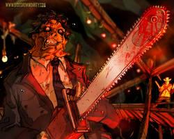 TEXAS BLOOD 2 Wallpaper by sideshowmonkey