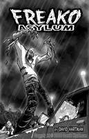 FREAKO ASYLUM by Hartman by sideshowmonkey