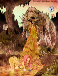 VOMITOUS by Hartman by sideshowmonkey
