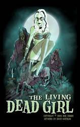LIVING DEAD GIRL by Hartman by sideshowmonkey