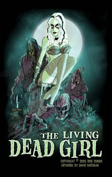 LIVING DEAD GIRL by Hartman