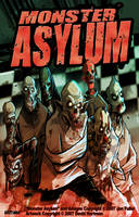 MONSTER ASYLUM by Hartman by sideshowmonkey