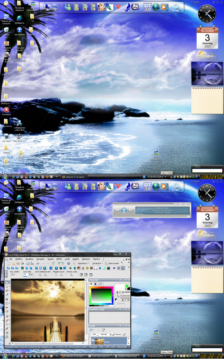 DeskzoZZ by webby85