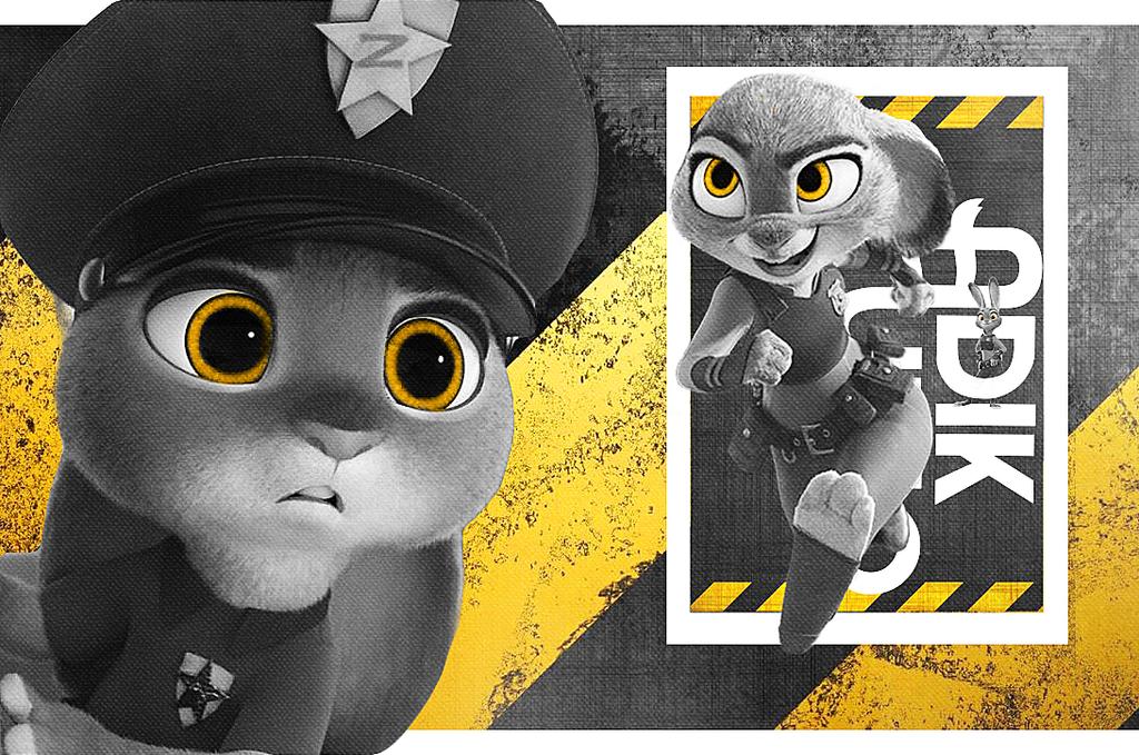 Zootopia Judy by AdikArts