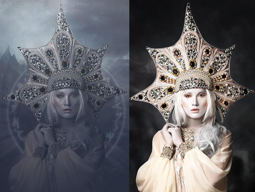 Snow Queen by AdikArts