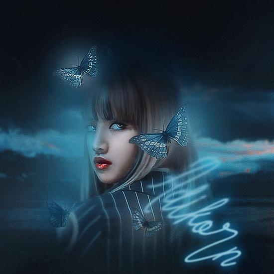 Lalisa Manoban art by AdikArts