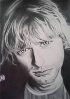 Kurt Cobain by Mehgan1