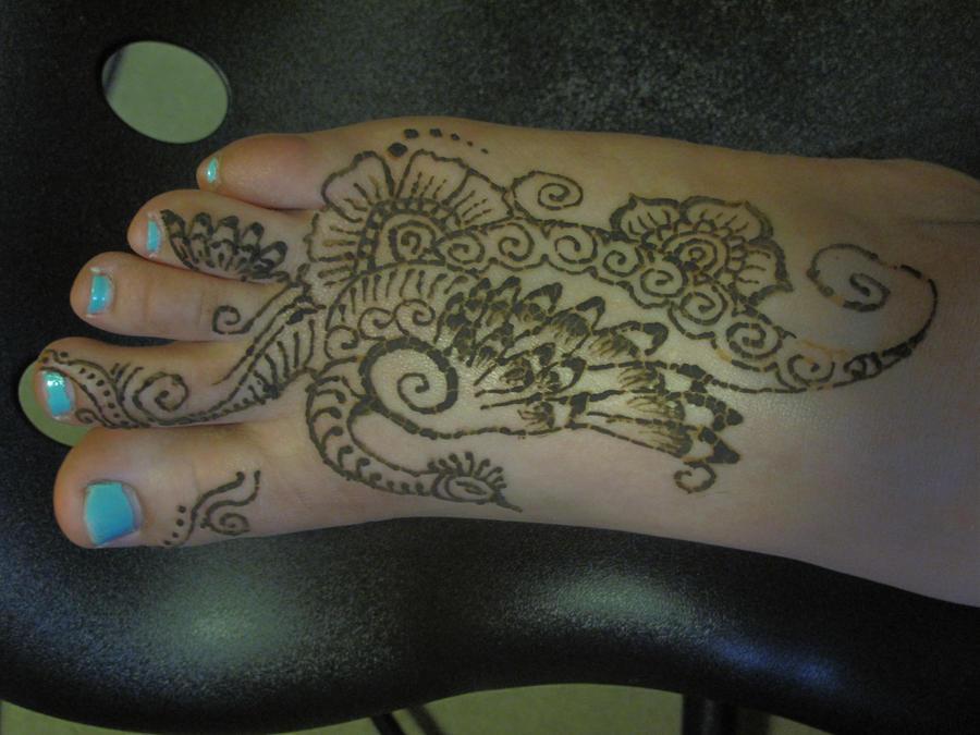 Bird Henna Tattoo Designs: Henna Bird By Amaliana On DeviantArt