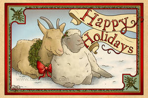 Holiday Cards 2011 - Everybody Say Love