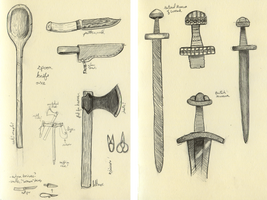 Weapons For Weald by Tatter-Hood