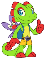 Yooka-Laylee by Goronic