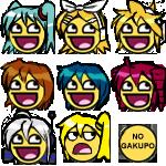 VOCALOID Is Happy Plz by Banzatou