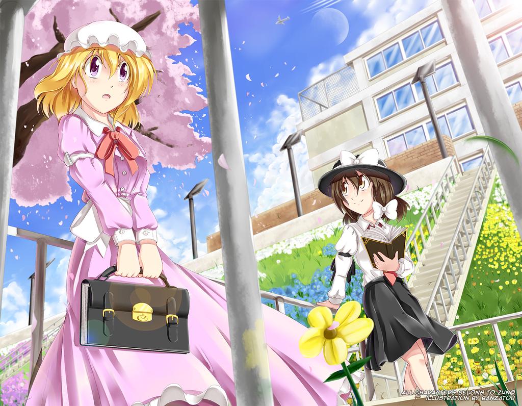 After School by Banzatou