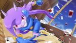 Freedom Planet - Lilac vs Spade