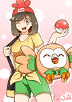 Pokemon Sun/Moon - Rowlet