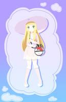 Pokemon Sun/Moon - Lillie by Banzatou
