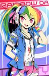 Rainbow Dash (Manga Style)