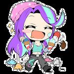 Starlight Glimmer Manga Style - Chibi