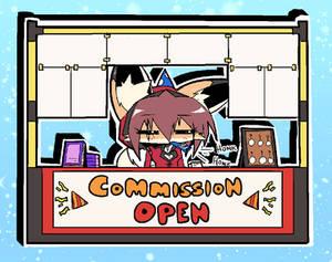 Commissions OPEN (Feb 2020)