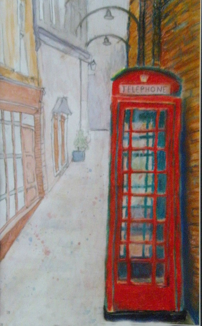 telephone by plaide