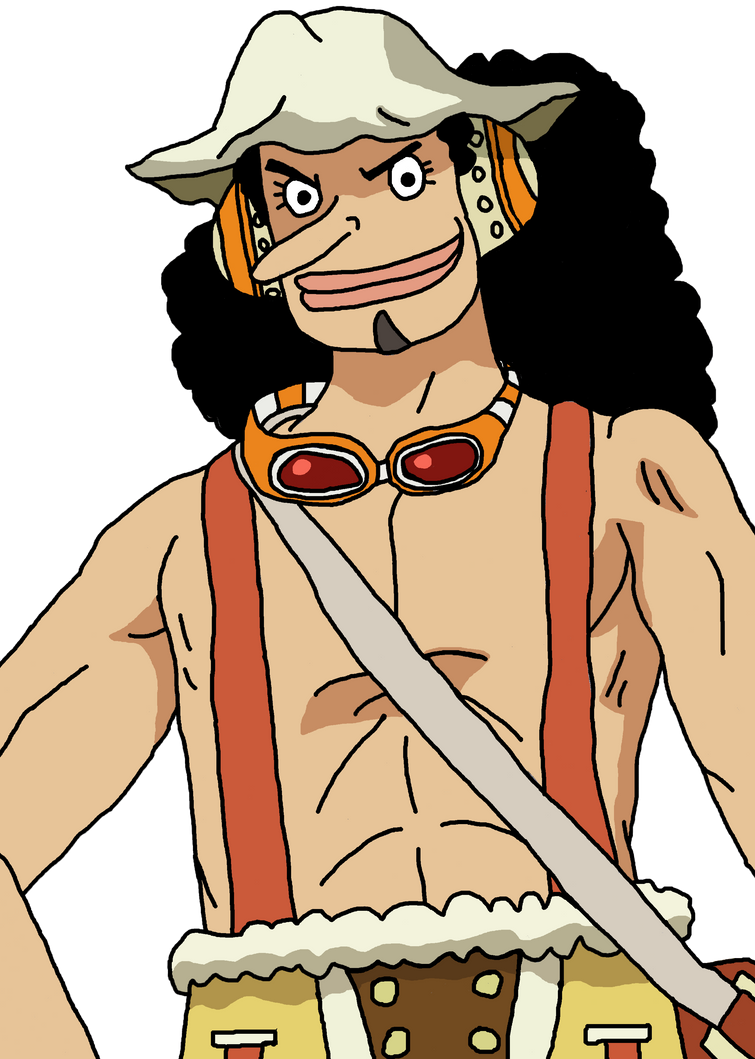 One Piece - Usopp and Nami Reunite After 2 Years - English ... |One Piece Usopp After 2 Years